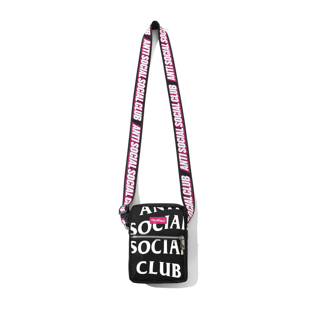 ASSC It's The Remix Black Side Bag