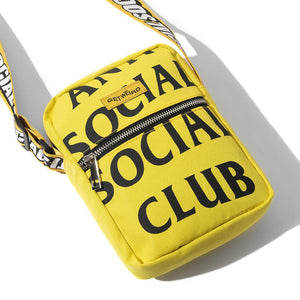 ASSC It's The Remix Yellow Side Bag