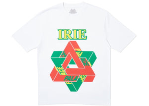 Palace Rasta Nein Sniff T-Shirt White - World Wide Drip