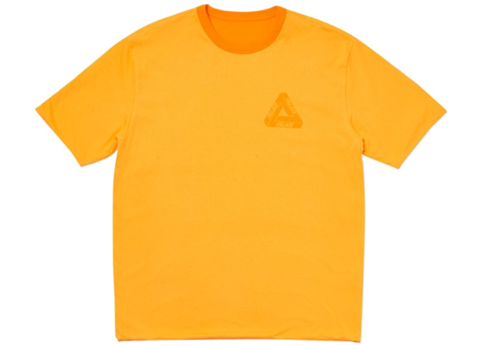 Palace Reverso Tee Orange/Tangerine - World Wide Drip