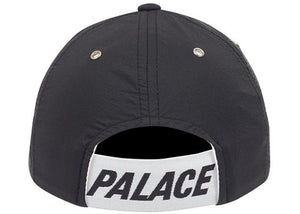 Palace Stretch Your P Shell 6-Panel Black - World Wide Drip