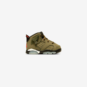 Air Jordan VI Travis Scott Infant/Toddler