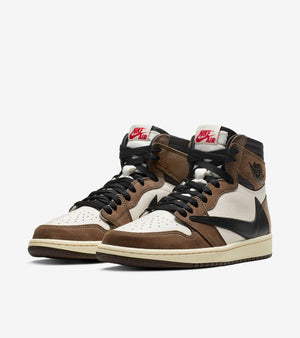 Jordan 1 Retro High Travis Scott - World Wide Drip
