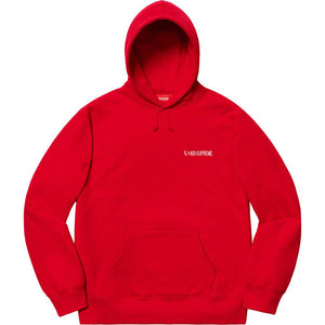 Supreme 1-800 Hooded Sweatshirt
