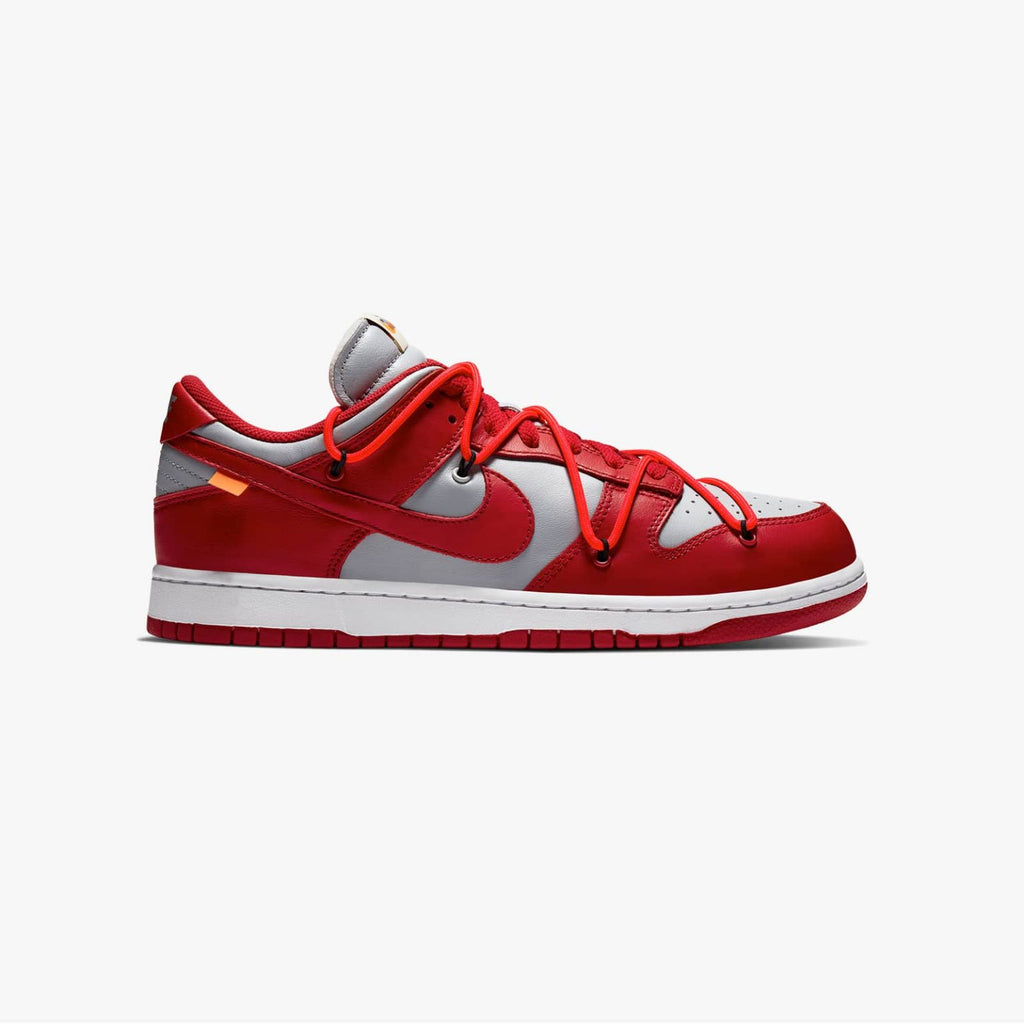 Nike Off-White Dunk Low University Red