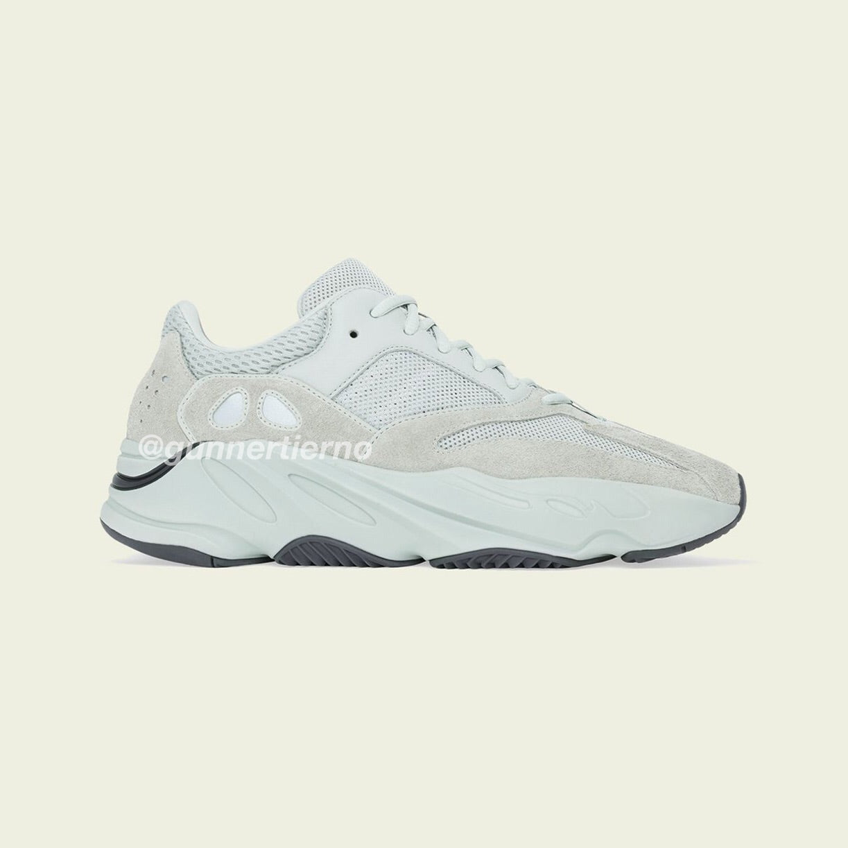 Adidas Yeezy Boost 700 Salt - World Wide Drip