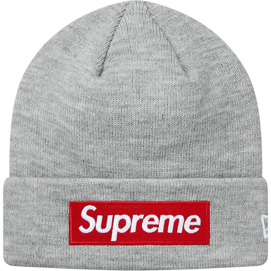 Supreme New Era® Box Logo Beanie - World Wide Drip