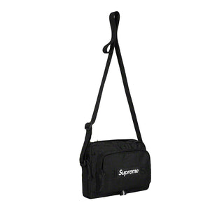 Supreme Shoulder Bag Black SS19 - World Wide Drip