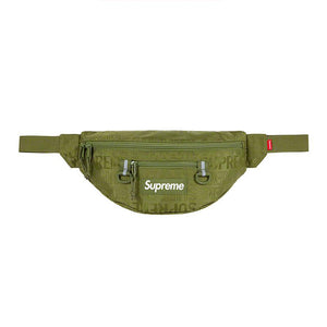 Supreme Waist Bag Green SS19 - World Wide Drip