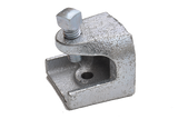 "1/2"" galvanized beam clamp"