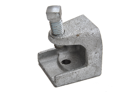 "3/8"" beam clamp galvanized"