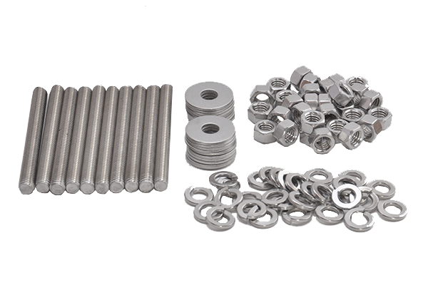 Quot stainless steel threaded rod kits ask tower supply