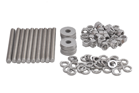 "3/8"" Stainless Steel Threaded Rod Kits"