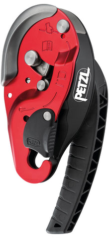 Petzl I'D Self-Braking Descender For Rescue