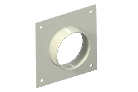 "entry panel 4"" port hole one 1x1"