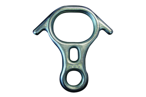 Alloy steel descender figure 8