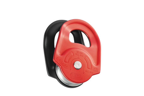 petzl rescue pulley swinging side plates