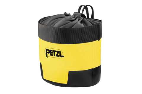 Large Yellow Petzl Toolbag