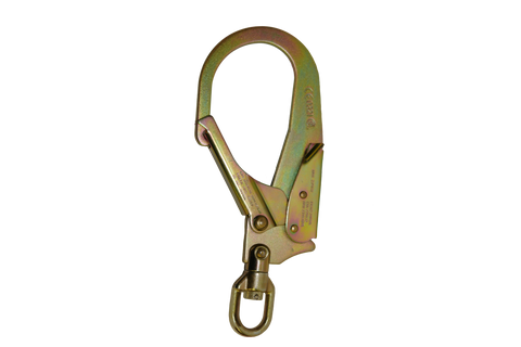 Centurion Z swivel rebar snap hook large