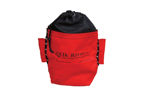 Elk River Red Canvas Bolt Bag