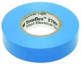 1700 temflex colored electrical tape blue