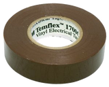 1700 temflex colored electrical tape brown