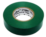 1700 temflex colored electrical tape green