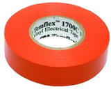 1700 temflex colored electrical tape orange