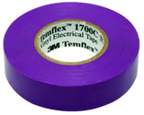 1700 temflex colored electrical tape purple