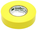 1700 temflex colored electrical tape yellow