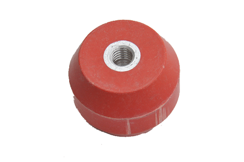 "red ground buss insulator 3/8"" hardware"