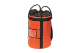 petzl 70l xl rope bucket orange