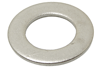 304 Stainless Flat Washers - Narrow