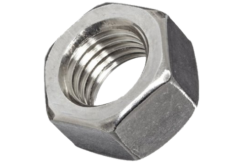 304 Stainless Hex Nut (Coarse Thread)