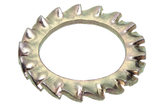 stainless steel external toothed locking washer