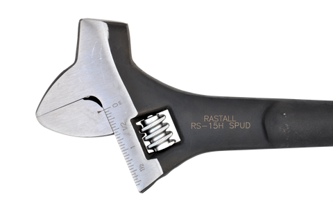 hammerhead zoom rastall adjustable spud wrench