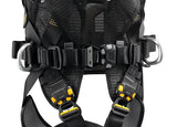 Petzl VOLT LT + SEAT full body harness, no ventral attachment, ANSI, Sizes: 0, 1, 2