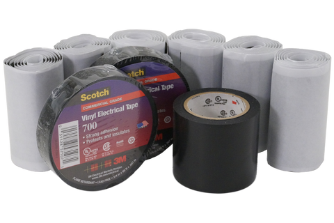 universal weatherproofing kit butyl mastic electrical tape
