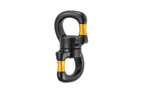 petzl swivel open semi permanent connection
