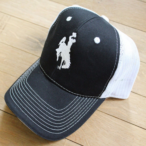 Bucking Bronco Mesh Hat