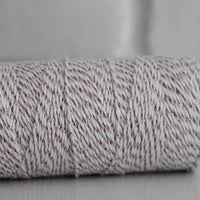 Divine Twine™ Rose Gold Metallic Twine for Crafts, Scrapbooks and Packaging