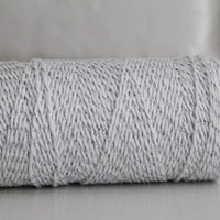 Divine Twine™ Silver Metallic Twine for Crafts, Scrapbooks and Packaging