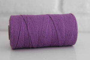 Divine Twine™ Solid Purple Twine for Crafts, Scrapbooks and Packaging