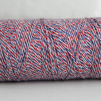 Divine Twine™ Airmail Cotton Twine for Crafts, Scrapbooks and Packaging