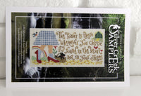 Dorothy's Discovery Cross Stitch Pattern Silver Creek Samplers
