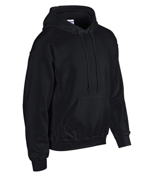Gildan Hoodie - G18500 - Black - ENDS Monday overnight - Ready to ship Friday