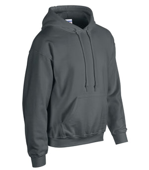 Gildan Hoodie - G18500 - Charcoal - ENDS Monday overnight - Ready to ship Friday