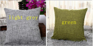 Linen pillow cover - Extras