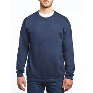 M&O - Unisex Crewneck Fleece - 3340 - Navy - ends Monday night overnight - ready to ship Friday