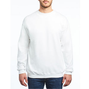 M&O - Unisex Crewneck Fleece - 3340 - White - ends Monday night overnight - ready to ship Friday